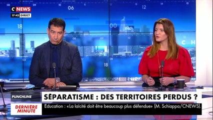 Punchline : Laurence Ferrari et Marlène Schiappa s'accroche après une pique (vidéo)