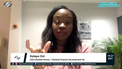 Property expert, Dolapo Oni, shares strategies for building a property portfolio without your own money