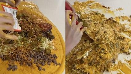 Esta pseudo-receta de nachos de una americana se hizo viral... ¿se te antojan?