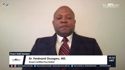 Gender-Based Violence is a pandemic that victims are now gaining the confidence to speak out on - Ferdnand Osuagwu MD