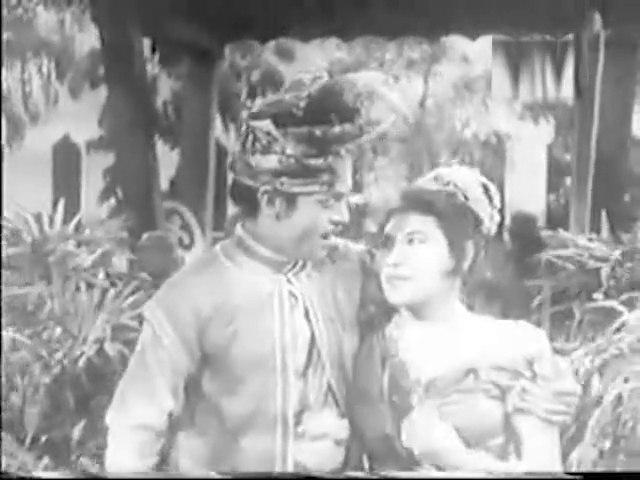 Dandan Setia (1959) Part 2; Dhiresh Ghosh film adapted from a bangsawan play based on 'Syair Dandan Setia'