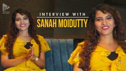 Sanah Moidutty Interview _  Sanah Moidutty @ Sapthaa Records