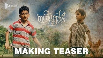 MudApples Making Teaser _ Akshay Keecheri _ Kishan Mohan _ Sapthaa Records