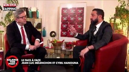 Balance ton post : Jean-Luc Mélenchon explique pourquoi il a demandé l'absence d'Eric Naulleau (vidéo)