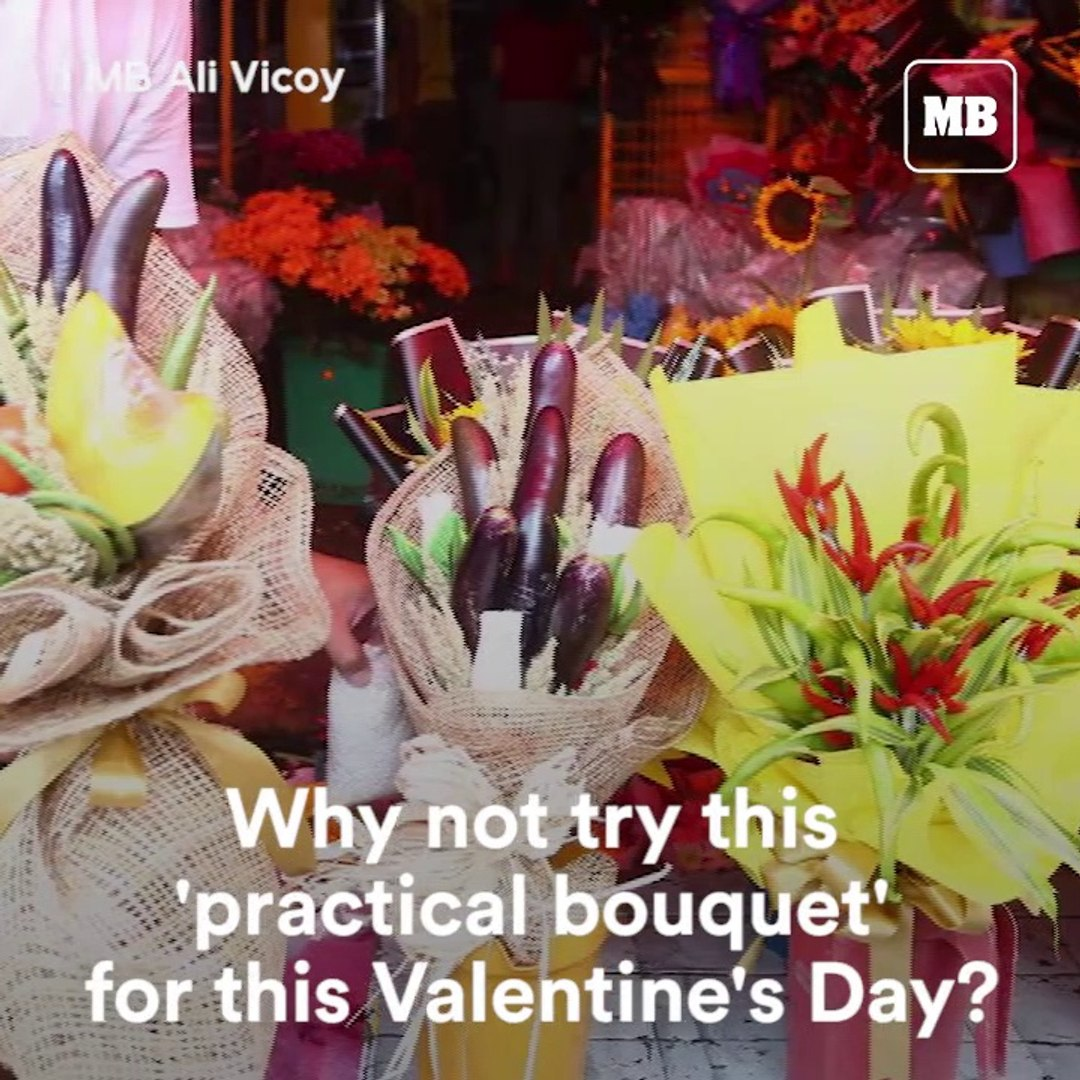 Practical Bouquets For Valentine S Day Video Dailymotion