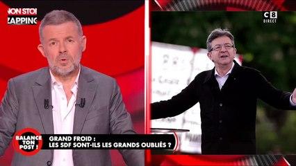 Balance ton post : Eric Naulleau dénonce l'attitude de Jean-Luc Mélenchon (vidéo)