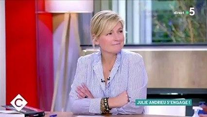 Julie Andrieu : son hommage à sa mère et son engagement contre la maltraitance des enfants (vidéo)