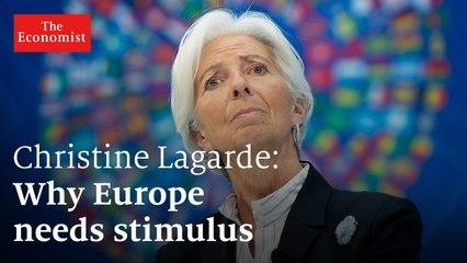 Christine Lagarde: How covid-19 will scar Europe
