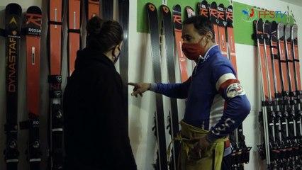Backstage Jour 5  - Championnats du Monde de Ski Alpin - Cortina