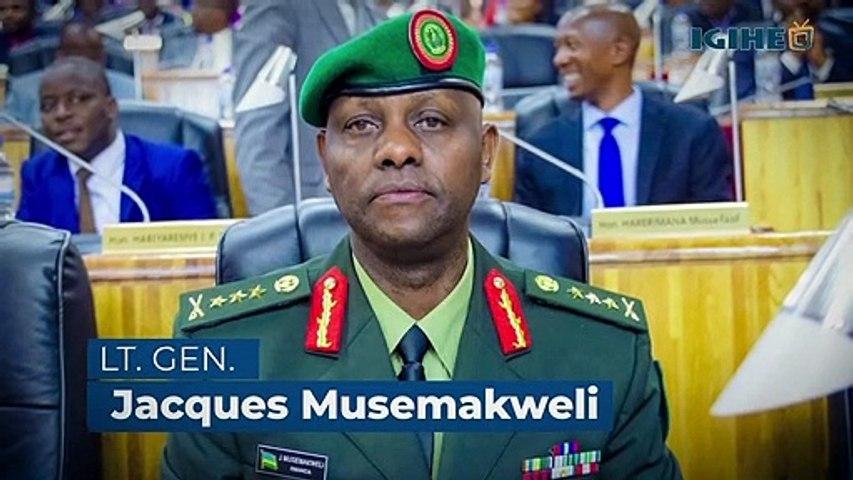Ibyaranze ubuzima bwa Lt. Gen. Jacques Musemakweli witabye Imana