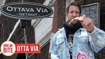 Barstool Pizza Review - Ottava Via (Detroit, MI)