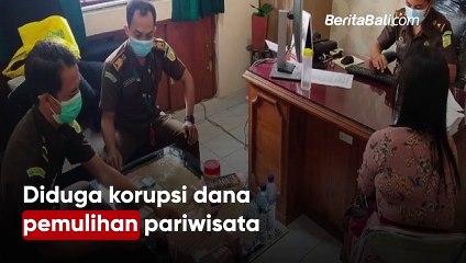 Diduga korupsi dana pemulihan pariwisata, delapan ASN disparda buleleng jadi tersangka
