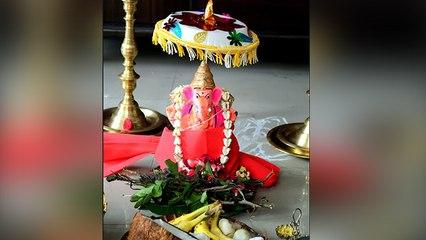 Ganesh Jayanti 2021: गणेश जयंती पूजा सामग्री | Ganesh Jayanti Puja Samagri | Boldsky