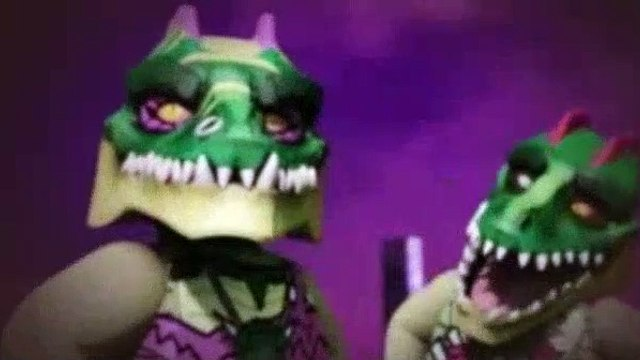 LEGO Legends Of Chima Season 1 Episode 7 The Hundred Year Moon
