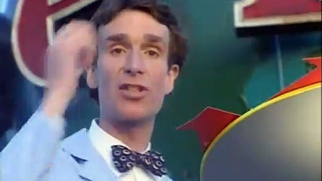 Bill Nye the Science Guy - S03E14 Spinning Things