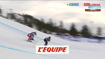 Baron en bronze - Skicross - Mondiaux (F)