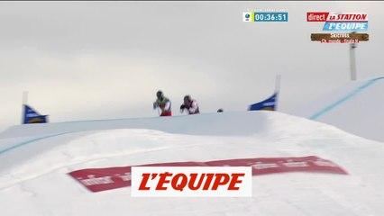 Place vice-champion du monde - Skicross - Mondiaux (H)