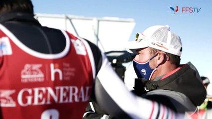Backstage Jour 6  - Championnats du Monde de Ski Alpin - Cortina