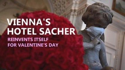 Vienna's Hotel Sacher launches 'romantic' delivery service