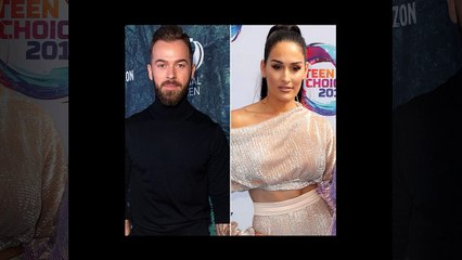 Nikki Bella got jealous when Artem Chigvintsev sneaked a look at Kaitlyn Bristow