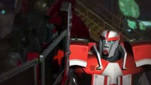 Transformers Prime Season 1 Episode 2 Darkness Rising (2)