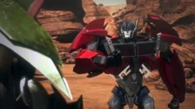 Transformers Prime Season 1 Episode 6 Masters & Students