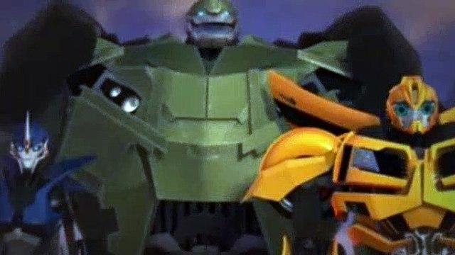 Transformers Prime Season 1 Episode 8 Con Job