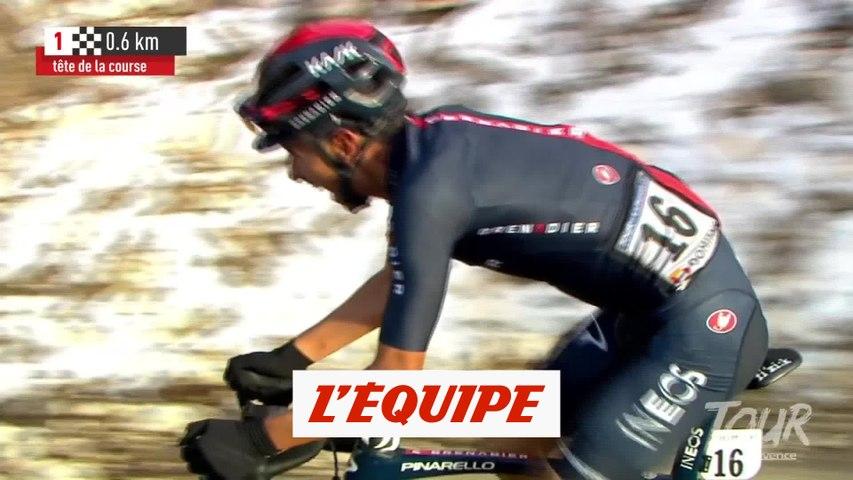Sosa s'impose au sommet du Ventoux - Cyclisme - Tour de La Provence