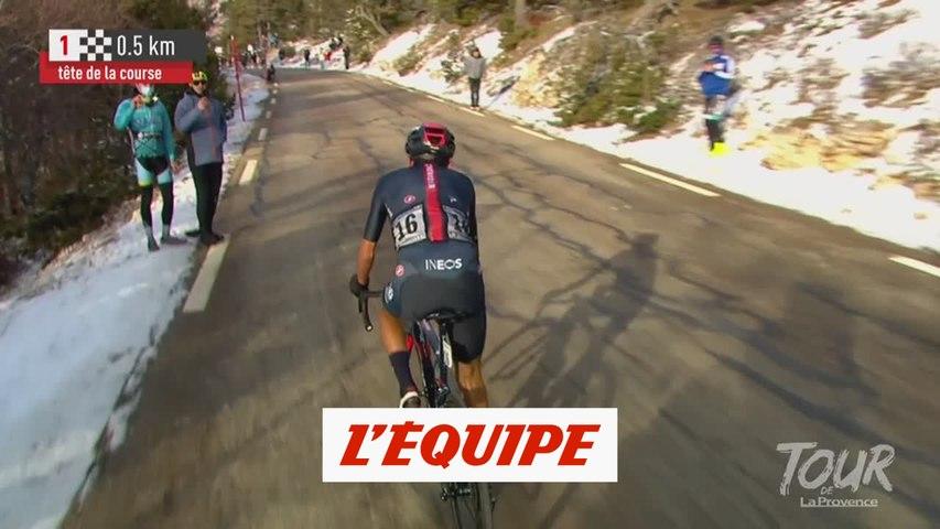 Le résumé de la 3e étape - Cyclisme - Tour de La Provence