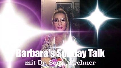 Barbara's Sunday Talk mit Kunsthistorikerin Dr. Sonja Lechner - Kunstkonnex Artconsulting