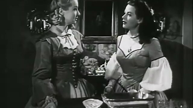 The Strange Woman (1946) [Film Noir] [Drama] part 1/2