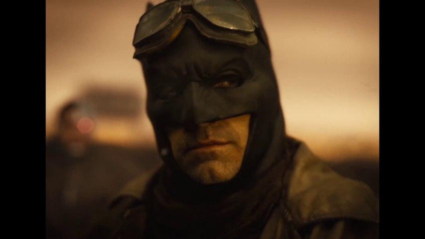 La Liga de la Justicia de Zack Snyder - Trailer subtitulado en español