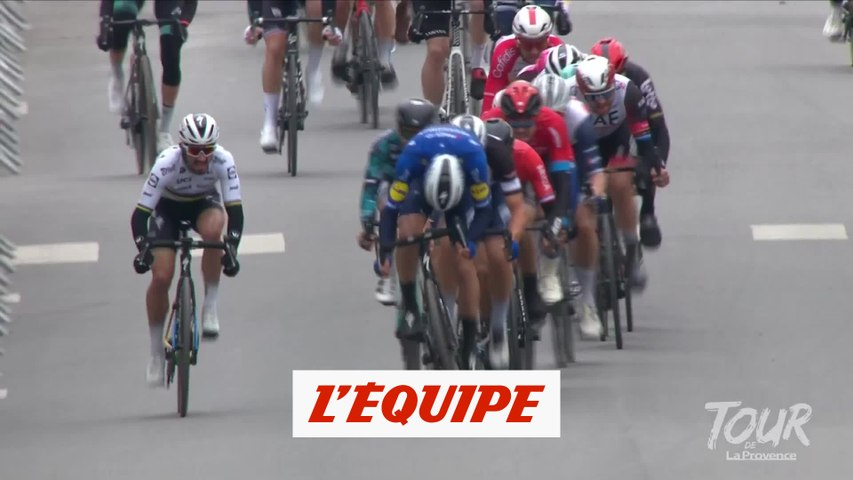 Le résumé de la 4e étape - Cyclisme - Tour de La Provence