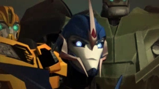 Transformers Prime Season 1 Episode 25 One Shall Rise (2)