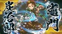 家庭用ゲーム「鬼滅の刃 ヒノカミ血風譚」キャラクター紹�