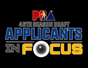 PBA Rookie Draft Applicants 2021: Jeson Delfinado