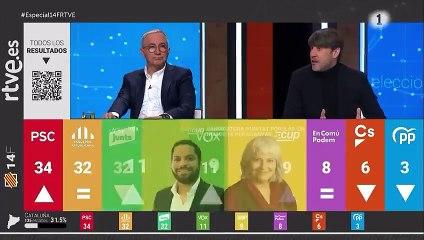 TVE llama 'negro de ultraderecha' a Ignacio Garriga, líder de VOX