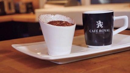 Comment bien préparer et accompagner son tiramisu avec un café royal….