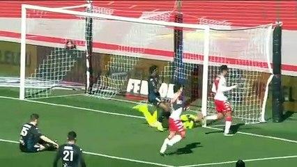 Le résumé de la rencontre AS Monaco - FC Lorient (2-2) 20-21