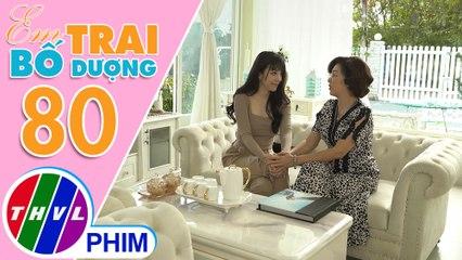 Em trai bố dượng - Tập 80[1]: Bà Kim trấn an khi thấy Thiên Ý lo lắng về chuyện đính hôn với Khôi