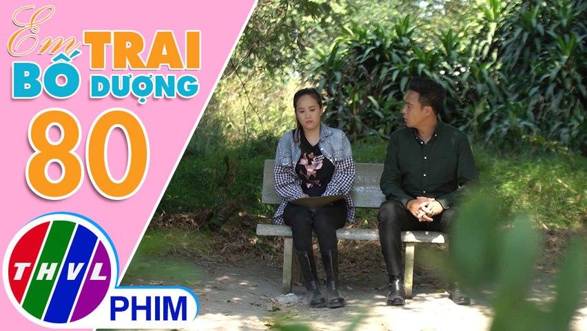 Em trai bố dượng - Tập 80[3]: Khôi xin lỗi Ngân vì đã không bảo vệ được tình yêu của mình