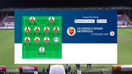 Replay QRM - Rouen