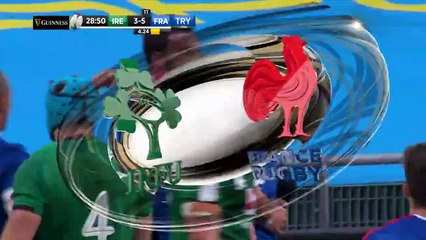 Ireland v France - HIGHLIGHTS  2 Points Separate Tight Encounter!  2021 Guinness S