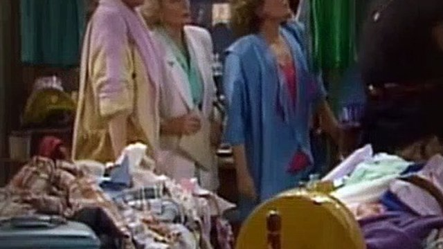 The Golden Girls Season 4 Episode 8 Brother Can You Spare That Jacket