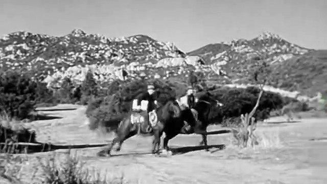 Stories of the Century   Season 2   Episode 1   Burt Alvord (1955)   Jim Davis   Mary Castle