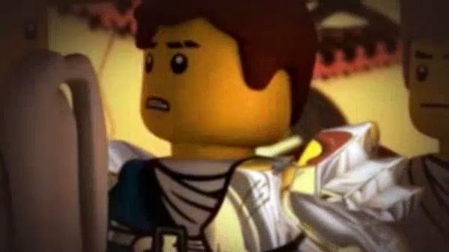 LEGO NinjaGo Masters Of Spinjitzu Season 2 Episode 6 Wrong Place Wrong Time