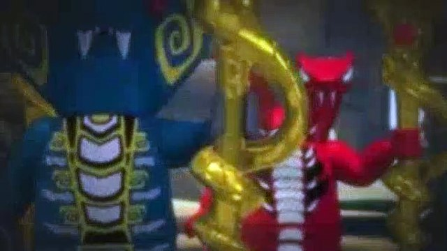 LEGO NinjaGo Masters Of Spinjitzu Season 2 Episode 7 The Stone Army