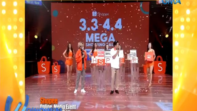 Wowowin: Willie Revillame, the newest Shopee Brand Ambassador!