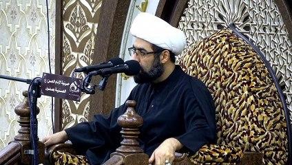 البث المباشر ذكرى استشهاد الامام الهادي -عليه السلام- الشيخ سعيد غزوي