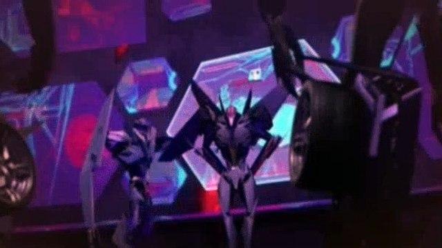 Transformers Prime Season 3 Episode 4 Rebellion